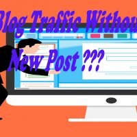 Boost Your Blog Traffic Without Writing a New Post