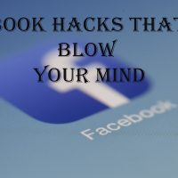 Facebook Hacks that Will Blow Your Mind