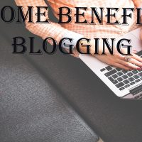 Awesome Benefits to Blogging