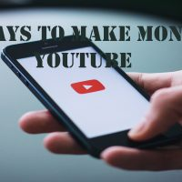 Easy Ways to Make Money on YouTube