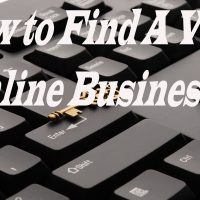 How to Find A Valid Online Business