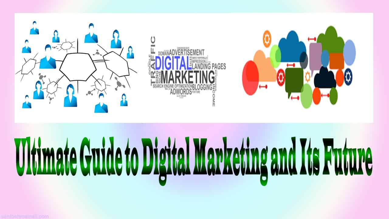 Digital Marketing and Its Future, what is digital marketing, digital marketing, Search Engine Optimization (SEO), Search Engine Marketing (SEM), Content marketing, Social Media Marketing, Digital Display Advertising, Mobile Marketing