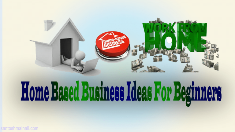Home Based Business Ideas For Beginners, Home based business ideas related to education, Home Based Business Ideas for Women, Home Based Business Ideas on Food, Home-Based Business Ideas associated with the Internet, Other home-based business ideas