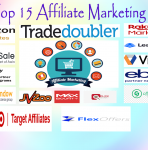 List of Top 15 Affiliate Marketing Websites