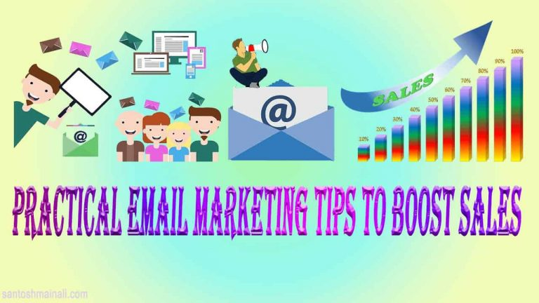 Practical Email Marketing Tips to Boost Sales, Increase Your Sales with These Email Marketing Tips, Know and Understand Your Target Audience, Send Regular, Consistent Emails, Keep Your Emails Short, Make the Most of Your Subject Line, Personalize Each Email, Split Test Your Email, have a Dedicated Landing Page for Your Campaign, Use A Lot of White Space, Make Your Email Valuable, Repeat Your Successful Emails