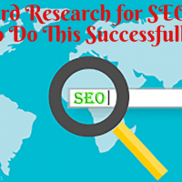 Keyword Research for SEO: How to Do This Successfully