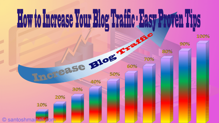 get more traffic on website, how to get more traffic, how to get more visitors, increase blog traffic, increase page views